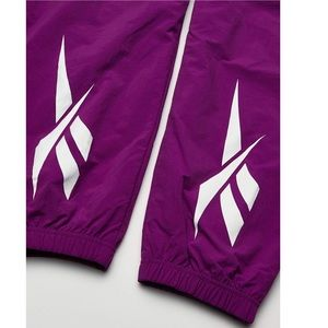 Women's Reebok above the ankle track pants